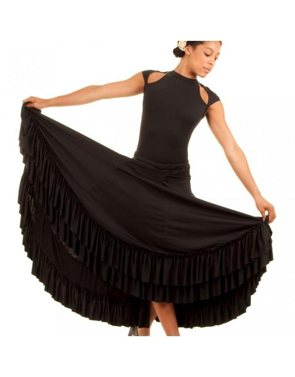 Capezio FLM101 Gonna flamenco