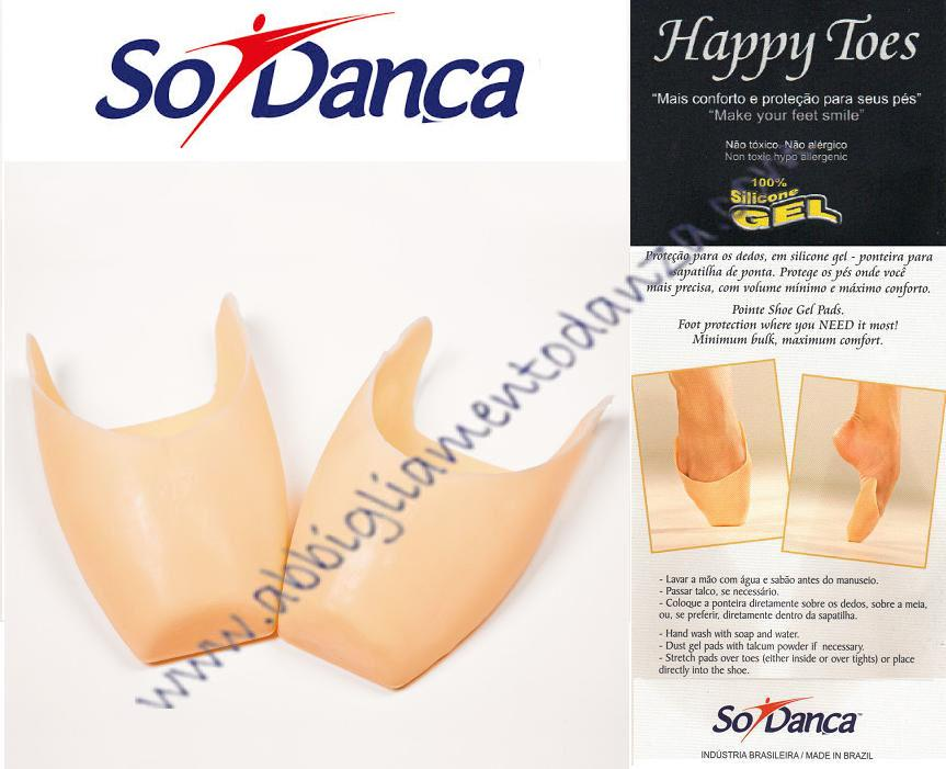 So Danca HT03 Salvapunta in silicone