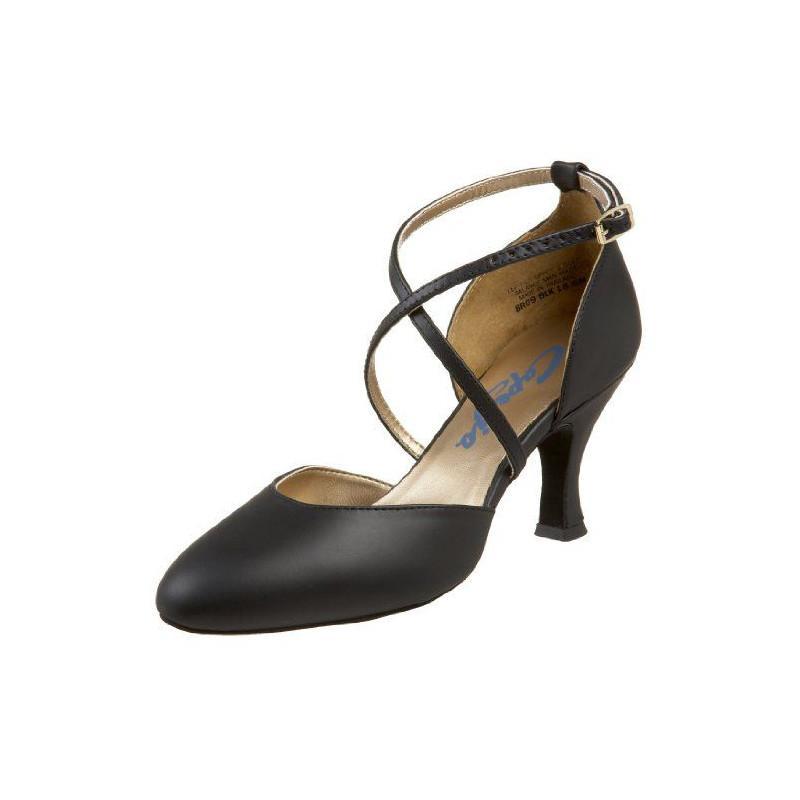 stile di moda dettagli per vendita economica Capezio BR09 X-strap pump Scarpe ballo , Calzature danza e ballo ...