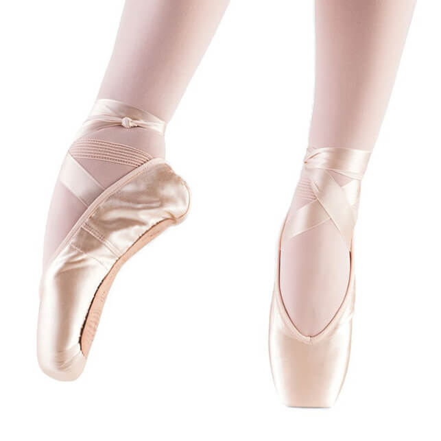 outlet store f6d49 6769e So Danca SD09 Claudia Scarpe da punta, Calzature danza e ballo , Scarpe da  punta