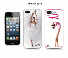 cover cellulare iPhone 5/5S - miniatura