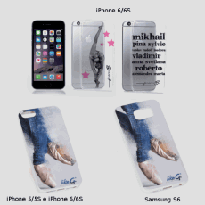 Cover iPhone 5-5S-6-6S e Samsung S6 - miniatura